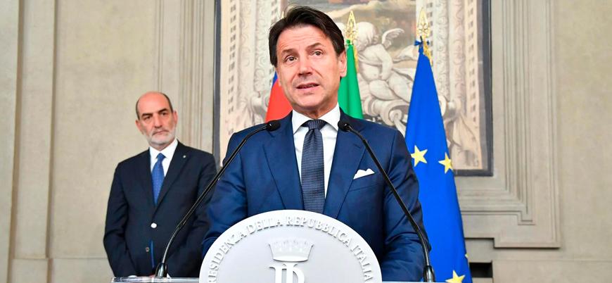 Başbakan istifa etmişti: İtalya koalisyonda anlaştı