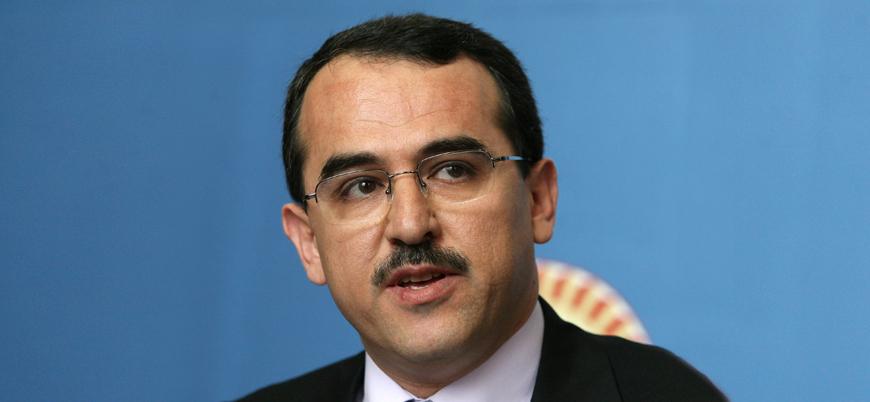 Sadullah Ergin AK Parti'den istifa etti