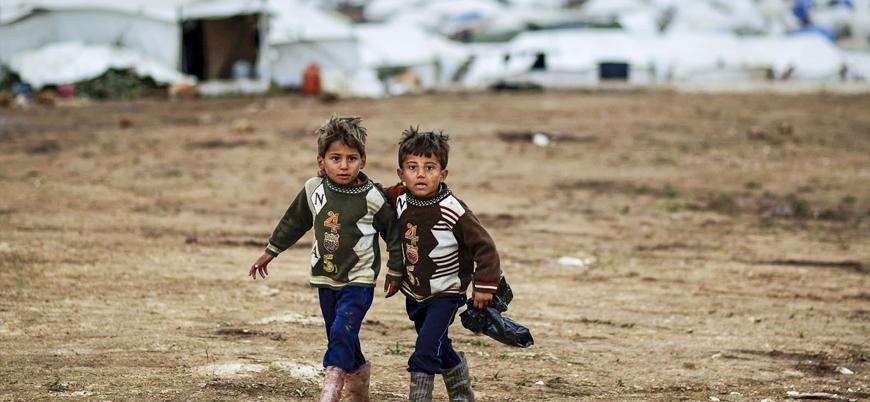 Çocuk mültecilerin yarısından fazlası okula gidemiyor