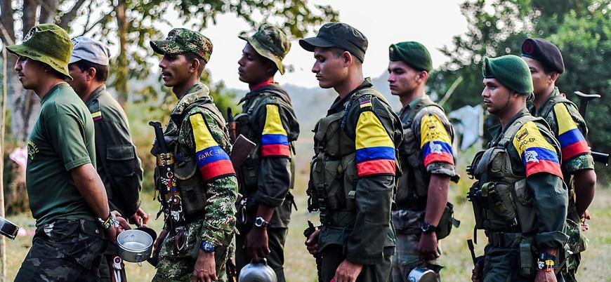 Kolombiya'da 'yeniden silahlanma' çağrısı: FARC geri mi dönüyor?