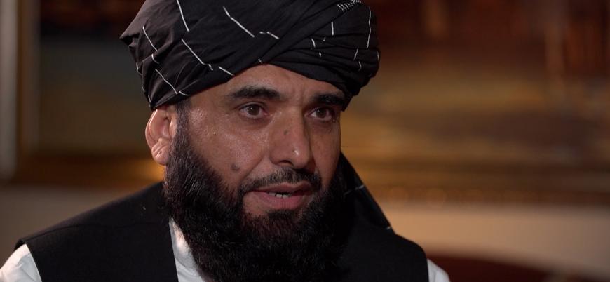 Taliban Siyasi Sözcüsü Şahin'den Trump'a yanıt: ABD Afganistan'dan çıkmadan barış olmayacak