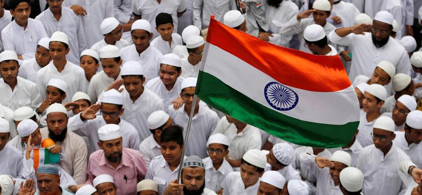 Hindistan'da Müslümanlara karşı hamle: 2 milyon kişi vatandaşlık listesinden çıkarıldı