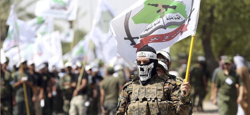 """""""Irak'ta Haşdi Şabi'ye yönelik saldırıların arkasında İsrail olduğu kanıtlandı"""""""