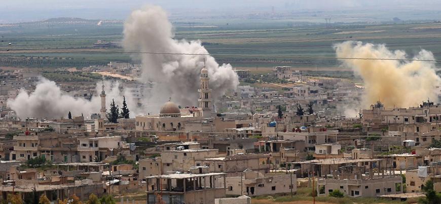 Rusya'nın ateşkes iddiasına rağmen İdlib'de sivillere saldırılar sürüyor