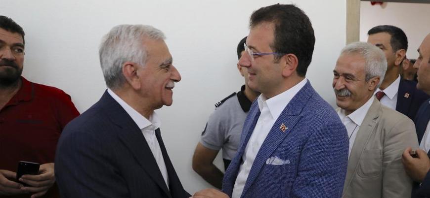 İmamoğlu: Seçilmiş belediye başkanlarının yerine kayyum atanması gaflet ve dalalettir