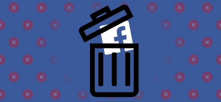 """""""Facebook hesaplarını donduranlar daha mutlu"""""""