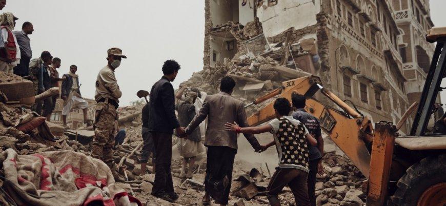 BM: Yemen'deki tüm taraflar savaş suçu işliyor
