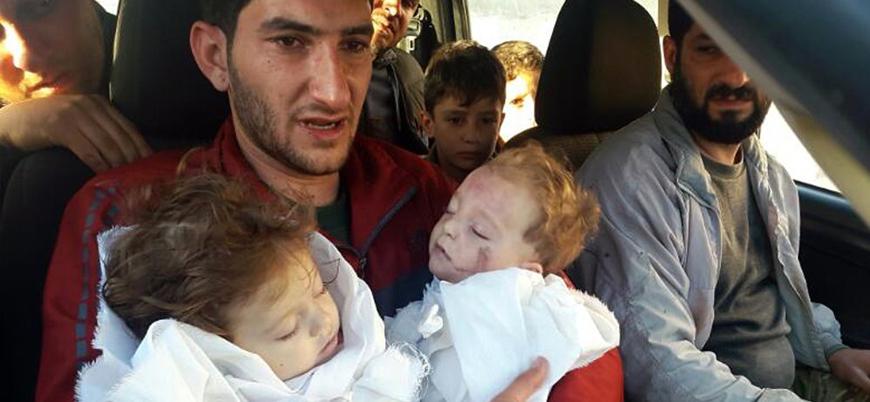 Esed'in kimyasal saldırısında ikiz çocuklarını kaybetmişti: Suriyeli Yusuf ikinci kez yıkımı yaşadı