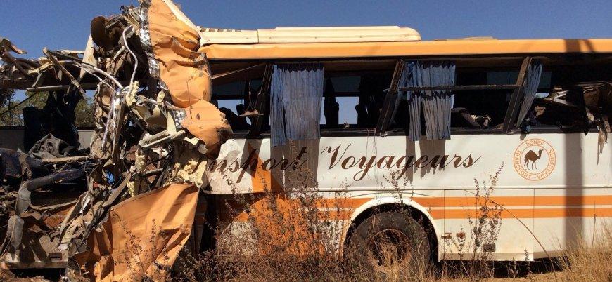 Mali'de mayın faciası: 20 ölü 15 ağır yaralı