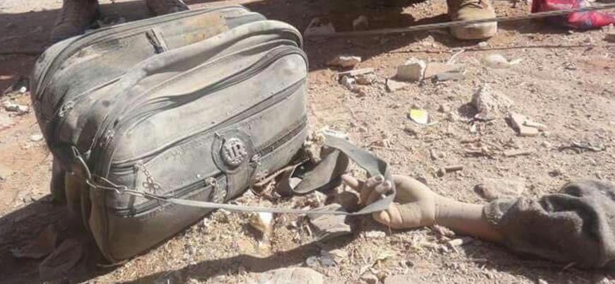 İdlib'de yüz binlerce çocuk savaş nedeniyle okula gidemiyor
