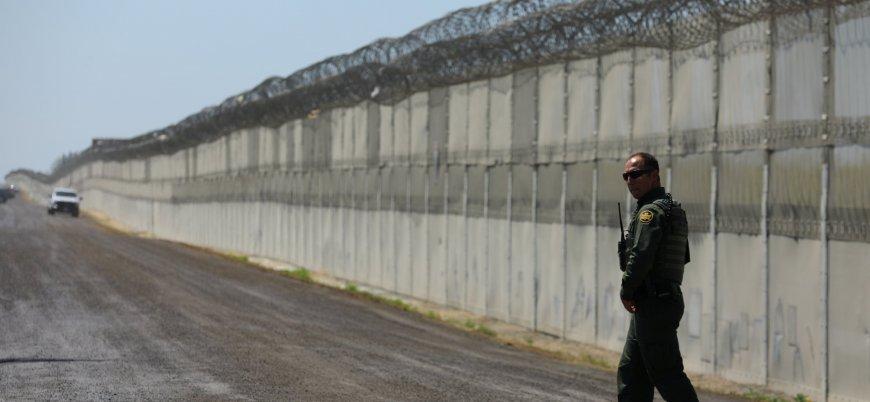 Trump'ın duvar planına Pentagon'dan destek