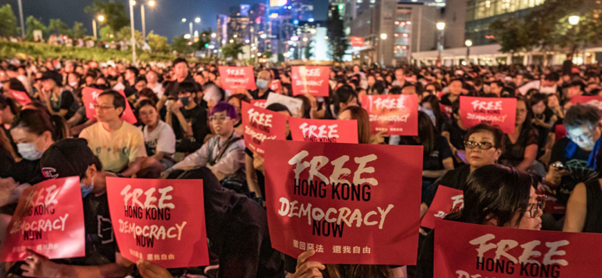 Hong Kong'ta gösterilere sebep olan 'Çin'e iade yasası' geri çekildi