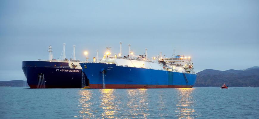 Rusya'dan 21 milyar dolarlık doğalgaz hamlesi