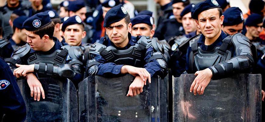 Polislerin mesai saatlerinde düzenleme
