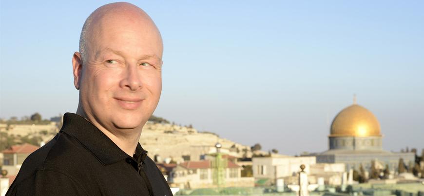 ABD Ortadoğu Temsilcisi Jason Greenblatt istifa ediyor
