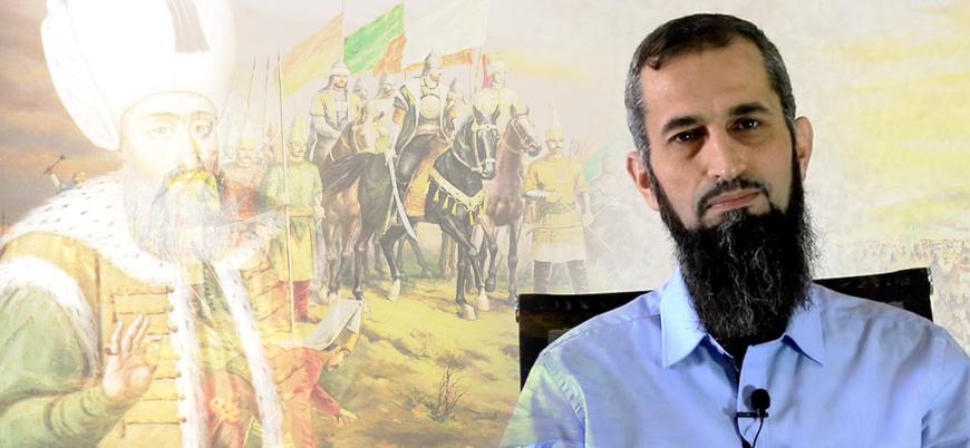 İyad Kunaybi ve Kanuni Sultan Süleyman savunması