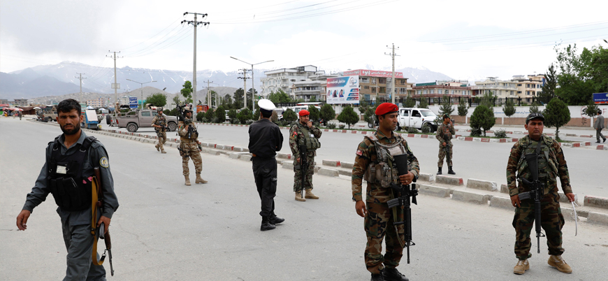 Taliban Ferah kent merkezine girdi