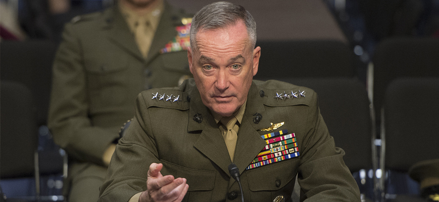 ABD: Türkiye Suriye'de güvenli bölgeyi tek başına oluşturmaya çalışmamalı