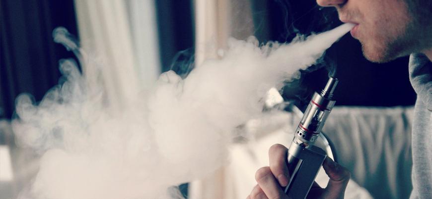 Elektronik sigaranın yol açtığı hastalık nedeniyle bir kişi daha öldü