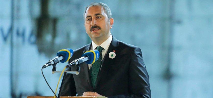 Adalet Bakanı Gül: Yargı bütün millete karşı tarafsız olmak zorunda