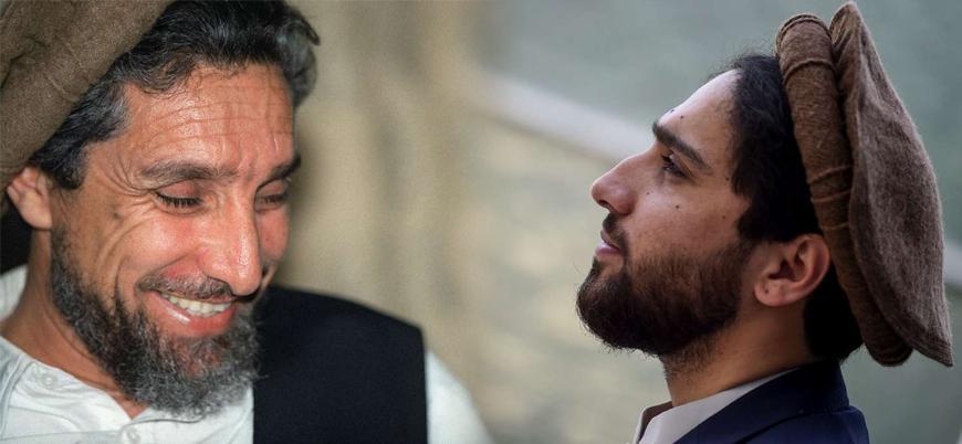 Taliban'a karşı savaşta ABD'nin varisi: İngiliz Kraliyet Askeri Akademisi mezunu Oğul Şah Mesud