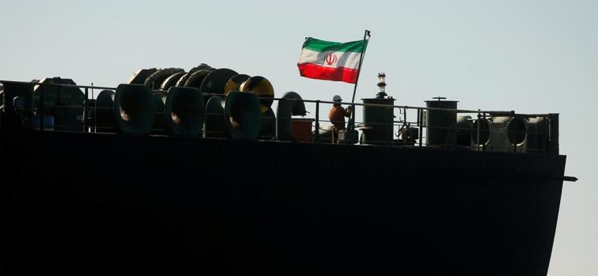 İran'ın Akdeniz'deki petrol tankeri Suriye'ye gitti