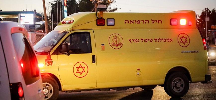 Batı Şeria'da İsraillilere bıçaklı saldırı: İki yaralı