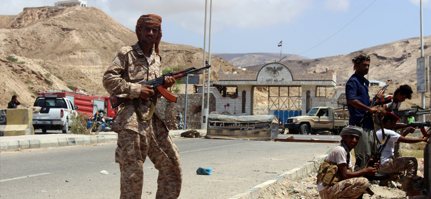 Yemen İhvanı BAE destekli güçlere karşı harekete geçti