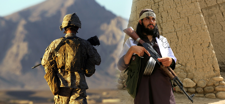 Afganistan savaşı kronolojisi