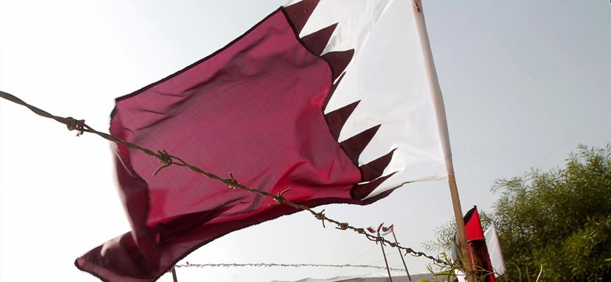 Suudi Arabistan Katar'la ilişkilerini koparma kararı aldı