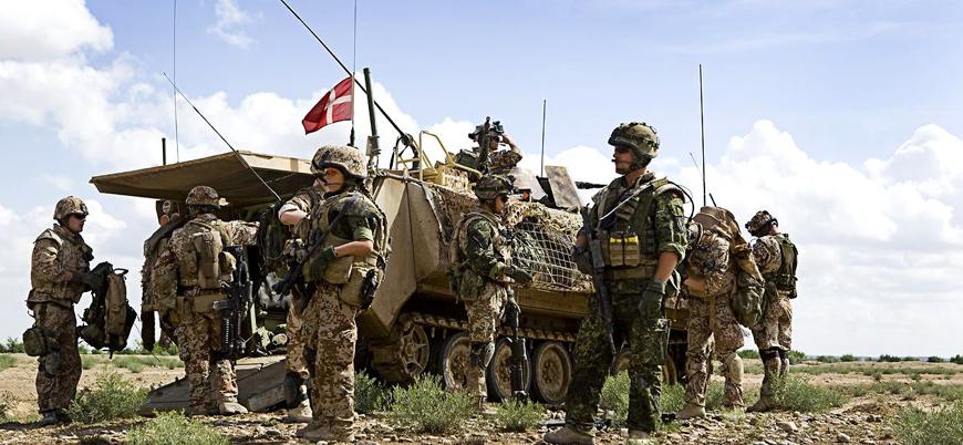 Danimarka Suriye'de YPG kontrolündeki bölgeye asker gönderecek
