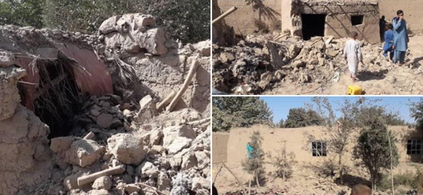 ABD'den Afganistan'da sivillere hava saldırısı: 8 kadın ve çocuk öldürüldü