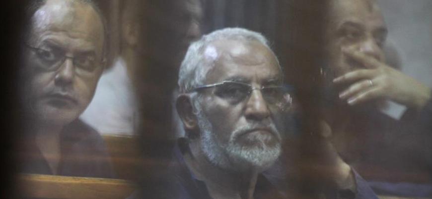 Mısır'da 11 İhvan yöneticisine müebbet hapis