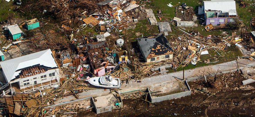 Dorian Kasırgasının vurduğu Bahamalar'da ölü sayısı yükseliyor