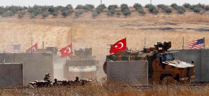 Esed rejiminden Türkiye-ABD ortak devriyesine kınama: Ülkeyi bölecekler