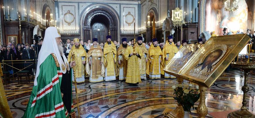 Rus Ortodoks Kiliseleri Moskova Patrikliği ile birleşiyor