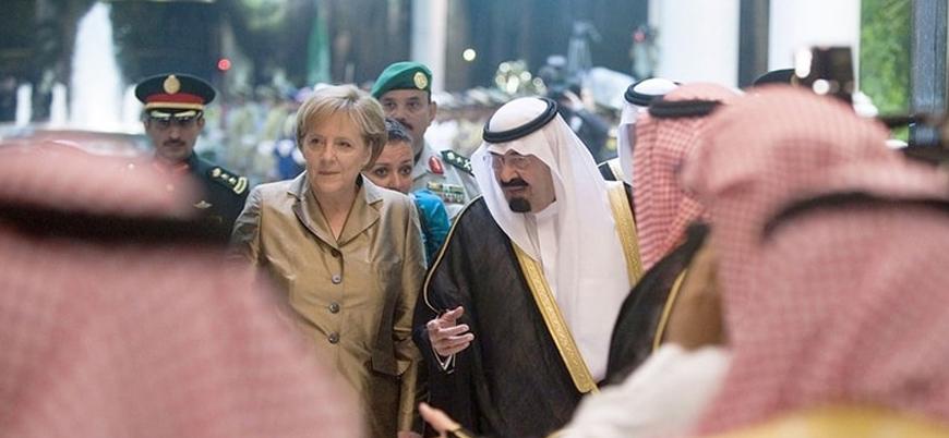 Almanya'ya 'Suudilere silah satmayın' çağrısı