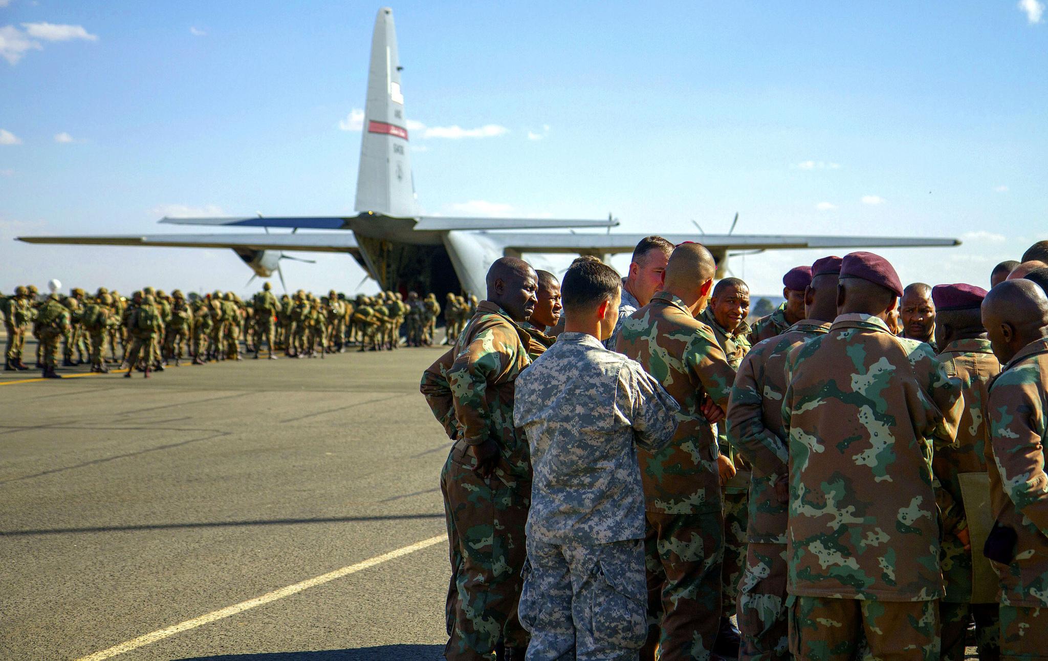 Afrika emperyalizmin kıskacında