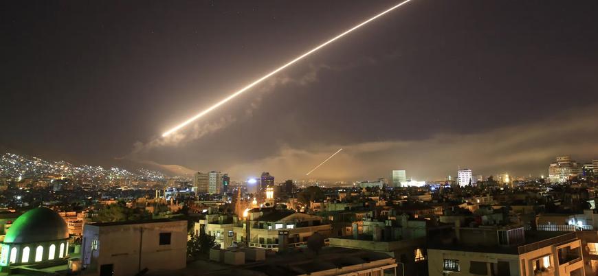 Suriye'de İran hedeflerine hava saldırısı: 18 ölü