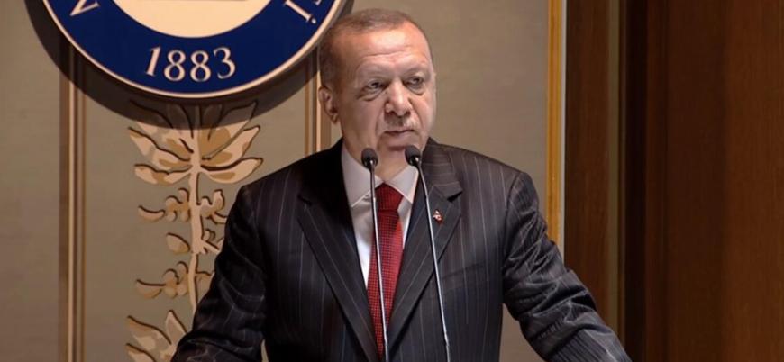 Erdoğan: Faize dayalı sisteme karşı çıkmamızın bir nedeni de inancımız