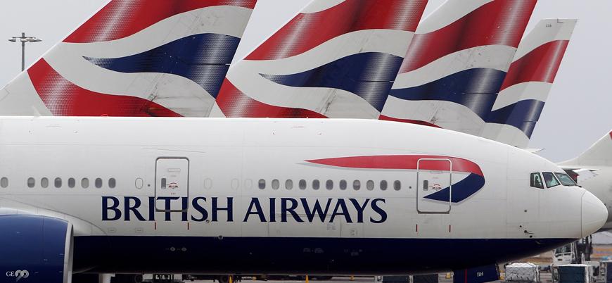 İngiliz havayolları şirketi tüm uçuşlarını iptal etti
