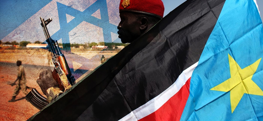 İsrail Güney Sudan'da savaş tohumlarını nasıl ekiyor?