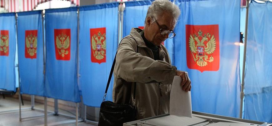 Rusya'da Putin'in partisi güç kaybediyor