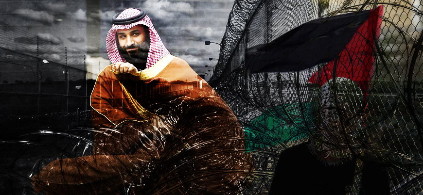 Suudi Arabistan zindanlarındaki Hamas rehineleri