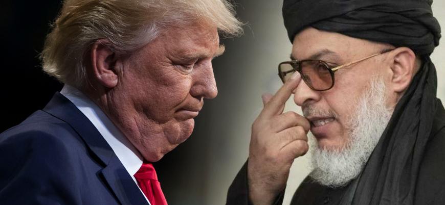 Taliban: Amerika barış görüşmelerinden vazgeçtiğine pişman olacak