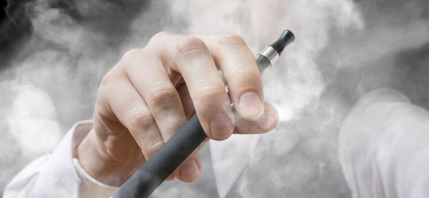 Elektronik sigara akciğer hastalıklarına neden oluyor