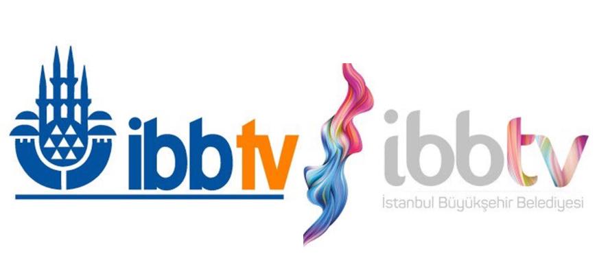 İBB TV'nin logosu değişti: Cami yerine 'renkli figür'