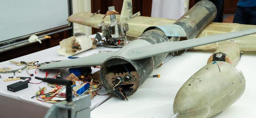 Suudi koalisyonu Husilere ait insansız hava aracını düşürdü