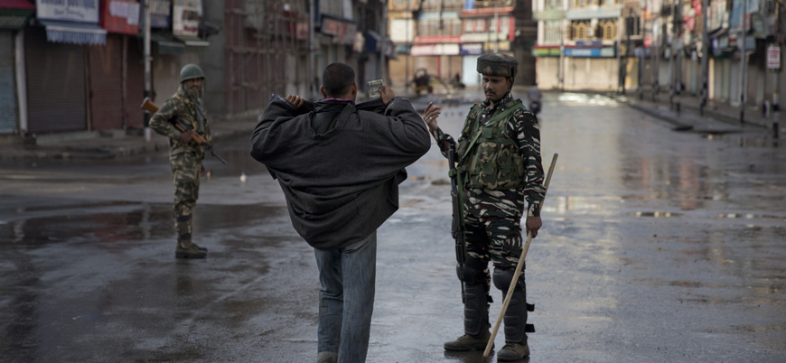 Binlerce Keşmirli Hindistan cezaevlerinde yargılanmadan tutuluyor