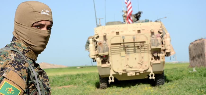 ABD'den Suriye'de YPG/PKK'ya eğitim